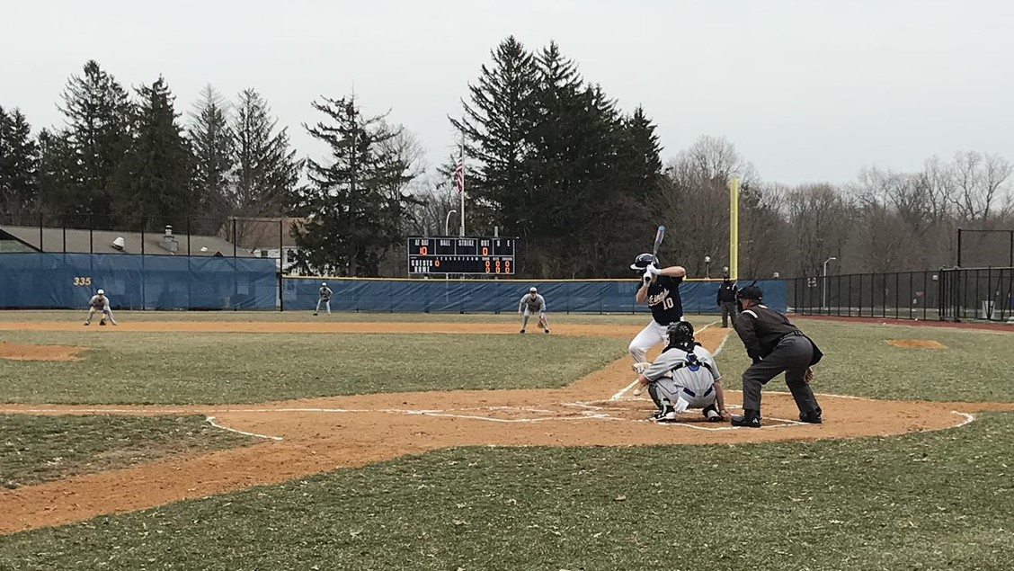 Serge Protector Osorio S Extra Inning Rbi Single Leads Wcc Baseball Past Suffolk Cc Westchester Community College Athletics